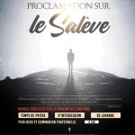 Proclamation au Mont Salève @ Mont Salève